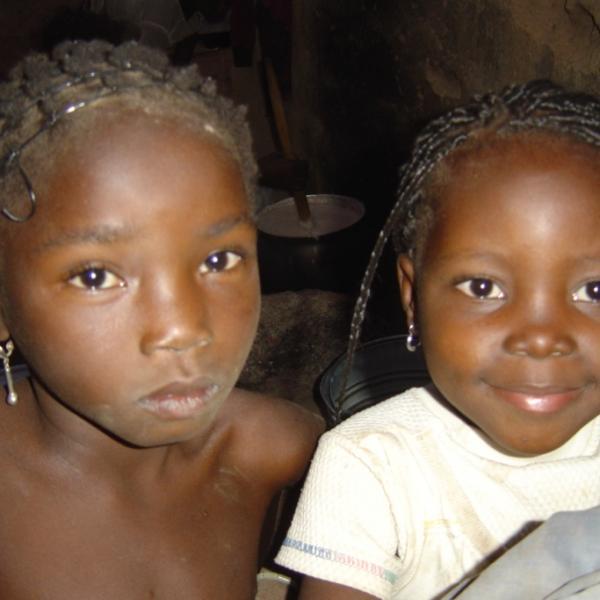 Enfants Burkinabé