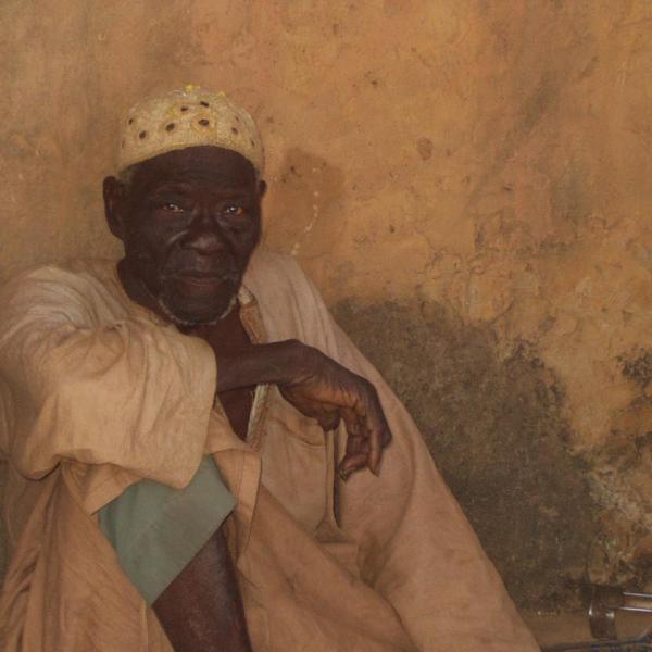 Vieux chef de village