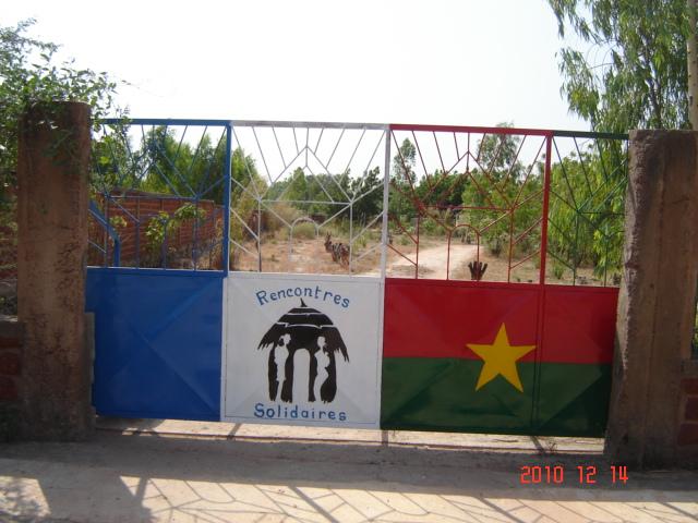 Rencontres solidaires burkina