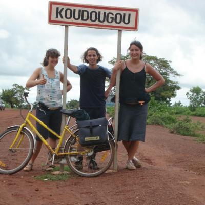 Juliette, Roxane et Matthieu